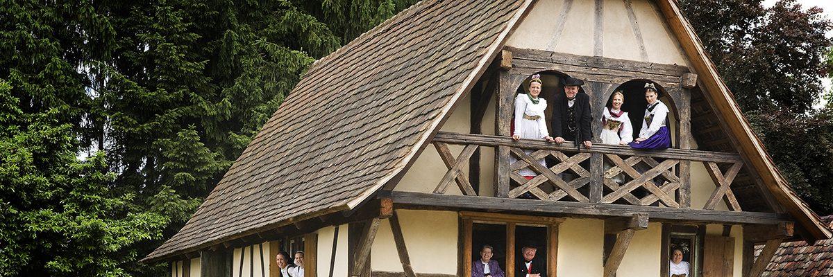L'Alsace, c'est aussi : Histoire